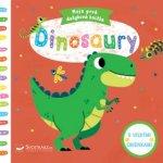 Dinosaury Moja prvá dotyková knižka