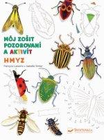 Hmyz Môj zošit pozorovania a aktivít