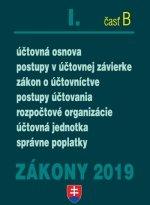 Zákony 2019 I. časť B