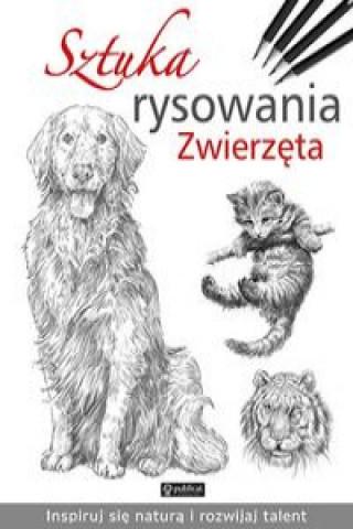 Sztuka rysowania Zwierzęta