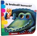 Je krokodíl kamarát?
