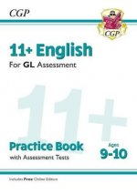 New 11+ GL English Practice Book & Assessment Tests - Ages 9-10 (with Online Edition)