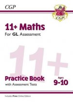 New 11+ GL Maths Practice Book & Assessment Tests - Ages 9-10 (with Online Edition)