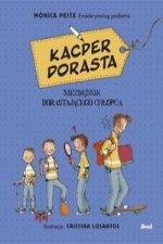 Kacper dorasta