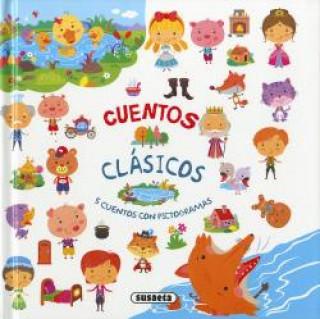 PATITO FEO/TRES CERDITOS/EL HOMBRE DE JENGIBRE/EL GATO CON BOTAS/LOS MÚSICOS DE