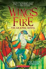Hidden Kingdom (Wings of Fire Graphic Novel #3): A Graphix Book