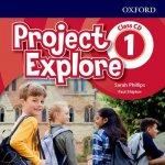 Project Explore: Level 1: Class Audio CDs