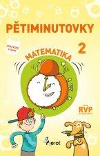 Pětiminutovky Matematika 2