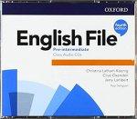 English File: Pre-Intermediate: Class Audio CDs