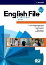 English File: Pre-Intermediate: Class DVDs