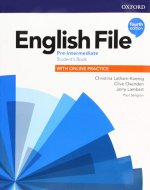 English File: Pre-Intermediate: Student's Book with Online Practice