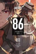 86 - EIGHTY SIX, Vol. 2 (light novel)