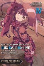 Sword Art Online Alternative Gun Gale Online, Vol. 4 (light novel)