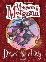 Morgavsa a Morgana Dračí chůvy