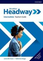 Headway: Intermediate: Teacher's Guide with Teacher's Resource Center