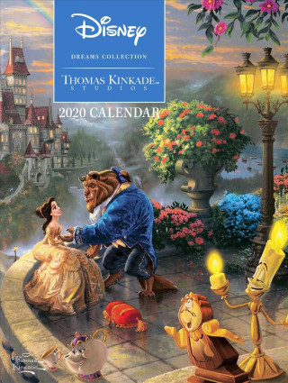 Thomas Kinkade Studios: Disney Dreams Collection 2020 Diary