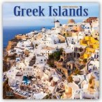 Greek Islands Calendar 2020