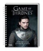 Game of Thrones 2020 15cm x 21cm Diary Planner