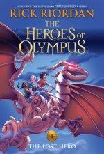 HEROES OF OLYMPUS BOOK ONE THE LOST HERO