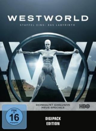 Westworld. Staffel.1, 3 DVDs