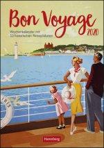 Bon Voyage Kalender 2020