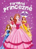 Farebné princezné