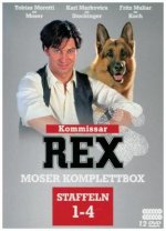 Kommissar Rex - Moser Komplettbox, 12 DVD