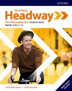 Headway: Pre-Intermediate: Student's Book B with Online Practice