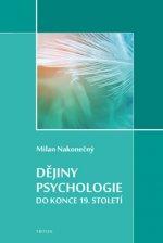 Dějiny psychologie do konce 19. století