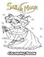 Sailor Moon Coloring Book: Coloring Book for Kids and Adults, Activity Book with Fun, Easy, and Relaxing Coloring Pages