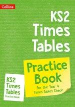 KS2 Times Tables Practice Workbook