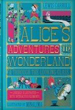 Alice's Adventures in Wonderland (MinaLima Edition)