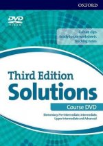 Solutions: Elementary-Advanced (all levels): DVD