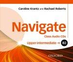 Navigate: B2 Upper-Intermediate: Class Audio CDs