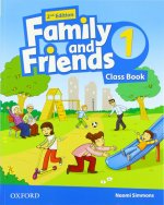 Family and Friends: Level 1: Class Book