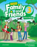 Family and Friends: Level 3: Class Book