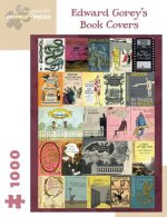 Edward Gorey Book Covers 1000-Piece Jigsaw Puzzle