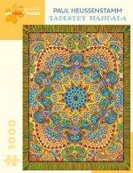 Paul Heussenstamm Tapestry Mandala 1000-Piece Jigsaw Puzzle