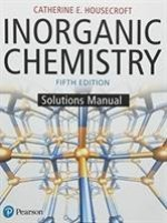 Inorganic Chemistry Student Solutions Manual