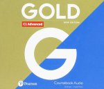 Gold C1 Advanced New Edition Class CD