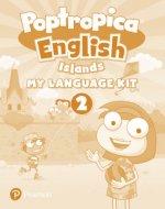 Poptropica English Islands Level 2 My Language Kit + Activity Book pack