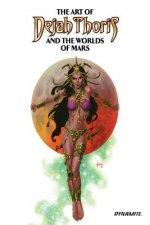 Art of Dejah Thoris and the Worlds of Mars Vol. 2 HC