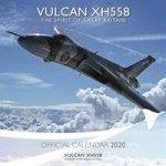Vulcan To The Sky Square Wall Calendar 2020