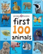 First 100 Soft To Touch Animals (Large Ed)