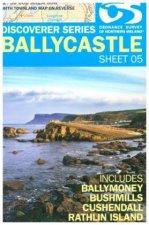 OSNI Discoverer Series 1:50,000 - Sheet 05 Ballycastle
