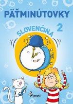 Päťminútovky slovenčina 2.ročník