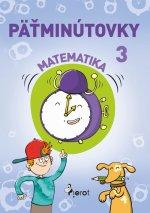 Päťminútovky matematika 3.ročník