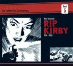 Rip Kirby: Die kompletten Comicstrips / Band 5 1951 - 1953