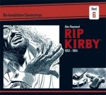 Rip Kirby: Die kompletten Comicstrips / Band 6 1953 - 1954