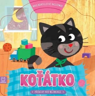 Příběhy pro nejmenší Koťátko